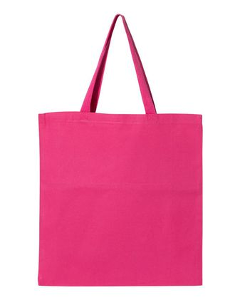 Q-Tees Canvas Promotional Tote Q800