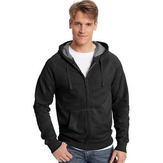 Hanes Adult Nano Sweats Zip Hoodie Sweatshirt N280