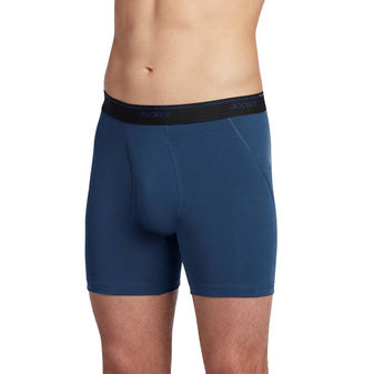 Jockey Men Essential Fit Maxstretch Boxer Brief 3 pack 8171