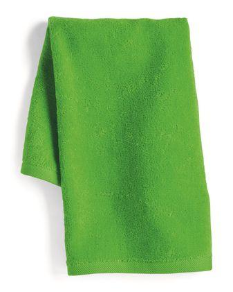 Q-Tees Hemmed Hand Towel T200