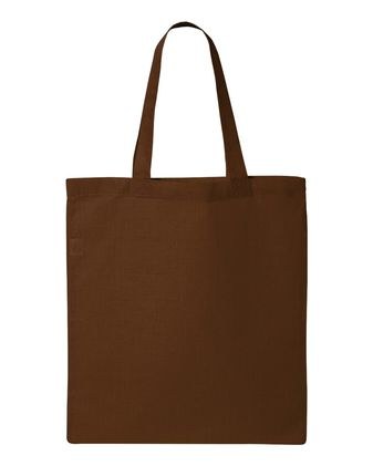 Q-Tees Economical Tote Bag QTB