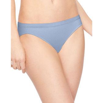 Hanes Women\'s Ultra Light Bikini 4-Pack UL42AS