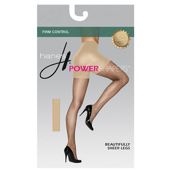 Hanes Women\'s Firm Control Power Shapers 0B987