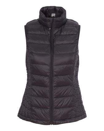 Weatherproof 32 Degrees Women\'s Packable Down Vest 16700W