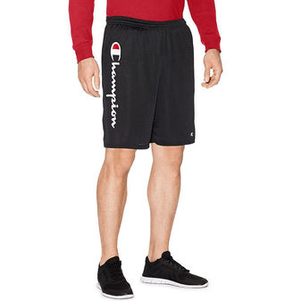 Champion Mens Mesh Short-Graphic Script Logo 81622G