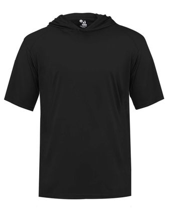 Badger Youth B-Core Hooded T-Shirt 2123