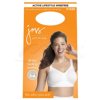 JMS Active Lifestyle Wirefree Bra 1220