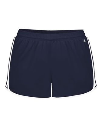 Badger Girls\' Velocity Shorts 2114