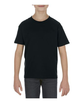 ALSTYLE Youth Heavyweight Short Sleeve T-Shirt 3981