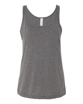 BELLA + CANVAS Women\'s Relaxed Jersey Tank 6488