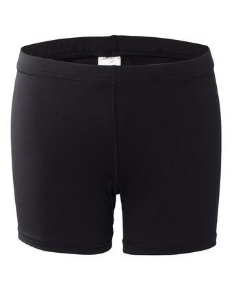 Badger Women\'s Compression 4\'\' Inseam Shorts 4614