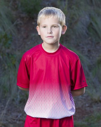 Badger Youth Hex 2.0 T-Shirt 2220