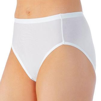 Vanity Fair Cooling Touch Hi-Cut Panty 13124