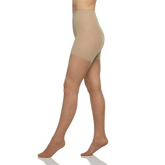 Berkshire The Easy On! Luxe Sheer Support 40 Denier Pantyhose Control Top Sheer Toe 4264