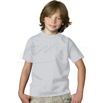 Hanes 5. 2 oz Youth COMFORTSOFT HEAVYWEIGHT T-Shirt 5480