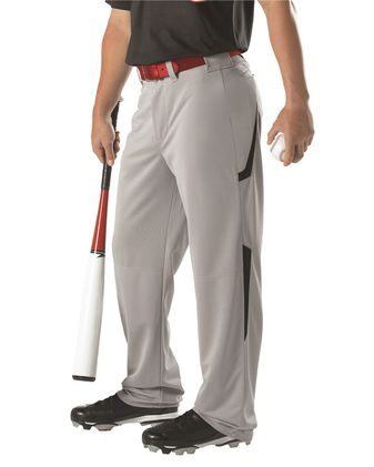 Alleson Athletic Youth Two Color Baseball Pants A00036