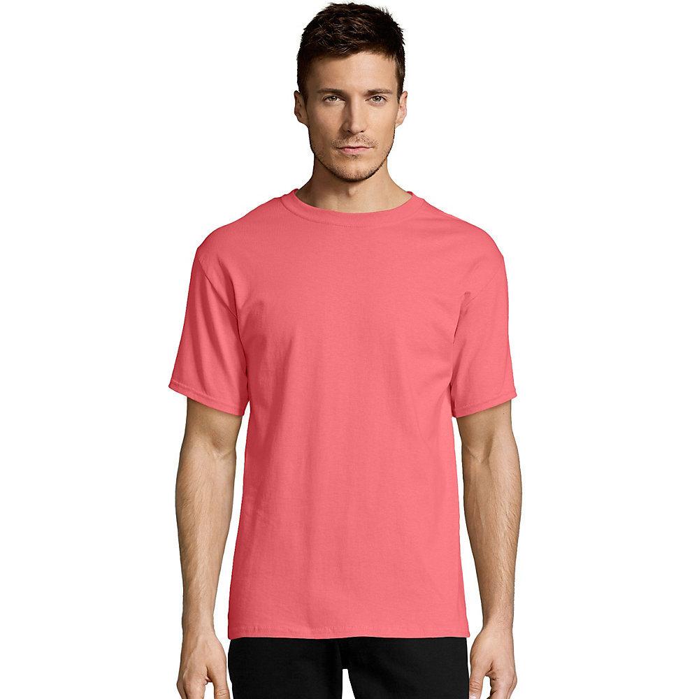 Hanes TAGLESS T-Shirt 5250 [$14.76]