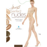 Hanes Perfect Nudes™ Sheer to Waist Run Resistant Light Tummy Control Hosiery PN0002