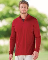 Augusta Sportswear Attain True Hue Performance Quarter-Zip Pullover 2785