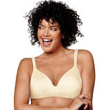 Playtex Love My Curves Side Smoothing Wirefree Bra US0002