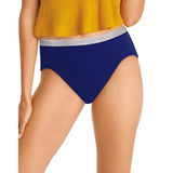 Hanes Cool Comfort™ Women's Cotton Sporty Bikini 6-Pack PP43SC