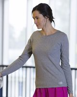 Russell Athletic Women's Essential 60/40 Performance Long Sleeve T-Shirt 64LTTX