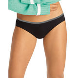 Hanes Women's Breathable Cotton Stretch Bikini 10-Pack CS42AS