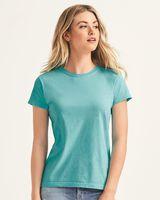 Comfort Colors Garment-Dyed Women's Lightweight T-Shirt 4200