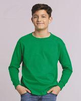 Gildan Ultra Cotton® Youth Long Sleeve T-Shirt 2400B