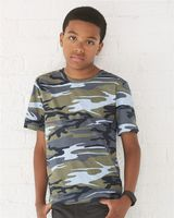 Code Five Youth Camo T-Shirt 2206