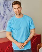 Hanes ComfortSoft® Tagless® Short Sleeve T-Shirt 5250