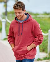 Fruit of the Loom Sofspun Hooded Pullover Sweatshirt SF76R
