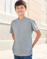 Champion Youth Short Sleeve Tagless T-Shirt T435