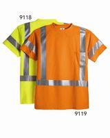 Kishigo Class 3 T-Shirt 9118-9119