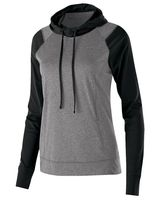Holloway Women's Echo Hooded Pullover 222739