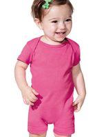 Rabbit Skins Infant Premium Jersey T-Romper 4486