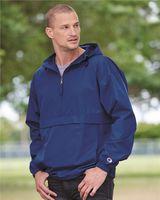 Champion Packable Quarter-Zip Jacket CO200