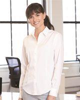 Van Heusen Women's Flex 3 Shirt With Four-Way Stretch 13V0462