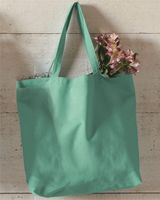 Liberty Bags Pigment-Dyed Premium Canvas Tote 8507