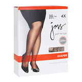 Shaper with Silky Leg; Sheer Toe 82122