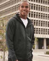 JERZEES Dri-Power® Sport Hooded Full-Zip Sweatshirt PF93MR