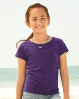 ALSTYLE Girls' Ultimate T-Shirt 3362