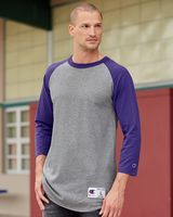 Champion Three-Quarter Raglan Sleeve Baseball T-Shirt T137