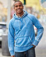 J. America Vintage Zen Fleece Hooded Sweatshirt 8915