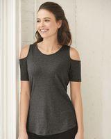Boxercraft Women's Cold Shoulder T-Shirt T32