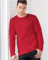 LAT Forward Shoulder Long Sleeve Premium Jersey Tee 6918