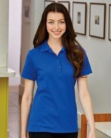 Hanes - Women's X-Temp Pique Sport Shirt with Fresh IQ - 035P