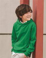 JERZEES NuBlend® Youth Hooded Sweatshirt 996YR