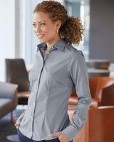 Van Heusen Women's Stretch Spread Collar 13V5050