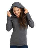 Next Level Unisex Triblend Hooded Long Sleeve Pullover 6021